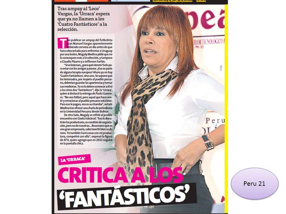 LADY GUILLEN Y FANNY ALACHE CONFIRMAN PATRON DE CONDUCTA Y AGRESIVIDAD DE RONY GARCIA Fanny Alache se solidarizó con Lady Guillen confirmando el patrón de agresividad de Rony García.