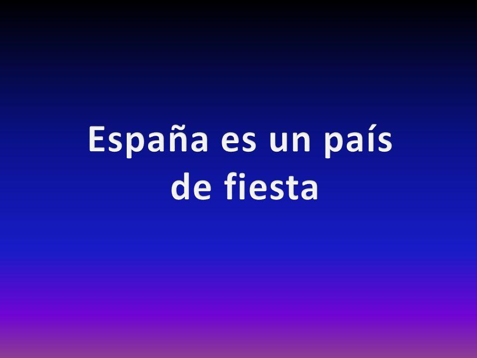 FACTORES QUE FAVORECEN LA FIESTA EN ESPAÑA - El clima - La personalidad de los españoles - Erasmus - Ibiza, Mojacar, Benidorm, Gandía… - Variedad de la temática de las fiestas