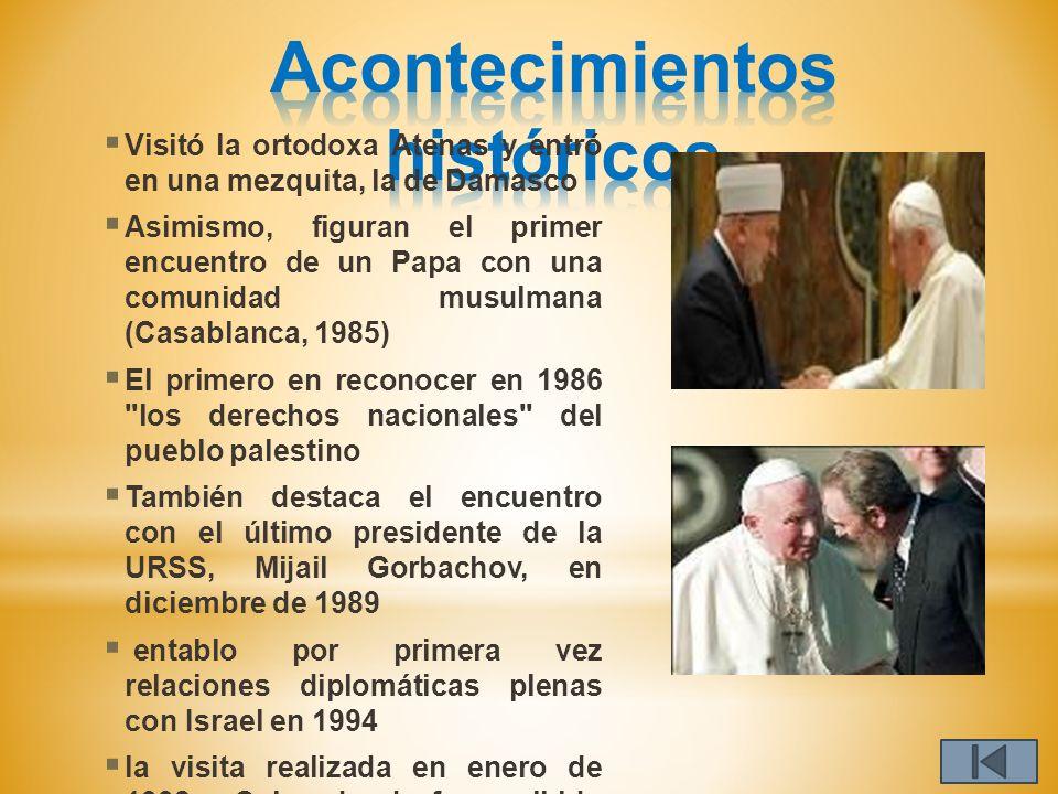 El 13 de mayo de 1981 sufre un atentado en Fátima. Logró recuperarse pero después su salud fue debilitándose. Se opuso al régimen comunista y a la gue
