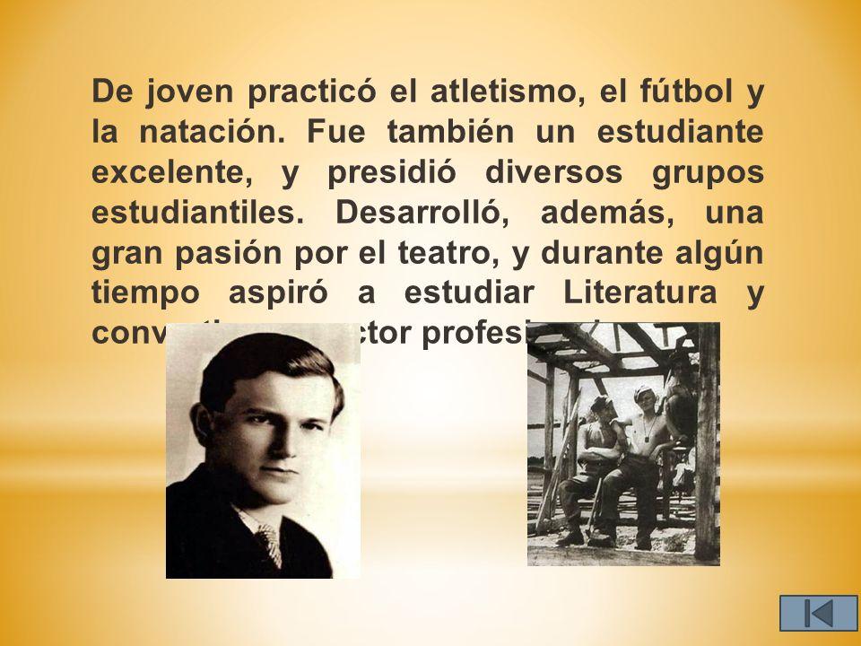 Terminados los estudios de enseñanza media en la escuela Marcin Wadowita de Wadowice, se matriculó en 1938 en la Universidad Jagellónica de Cracovia.