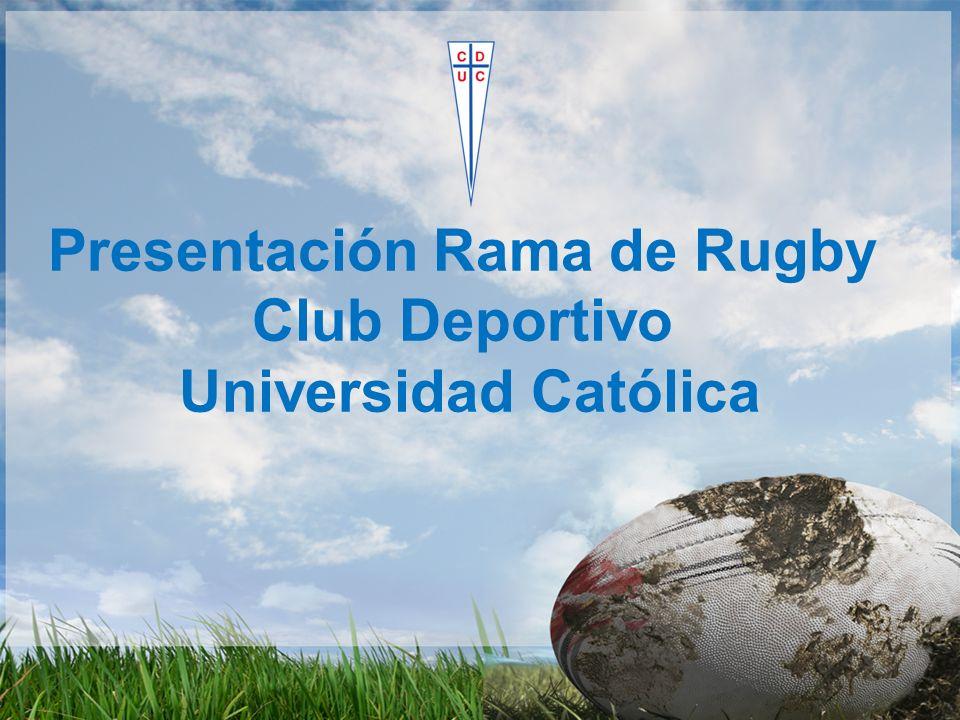 Presentación Rama de Rugby Club Deportivo Universidad Católica