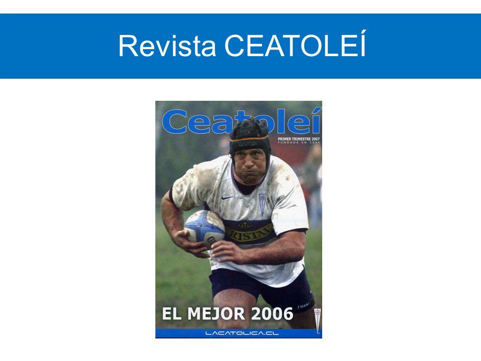 Revista CEATOLEÍ