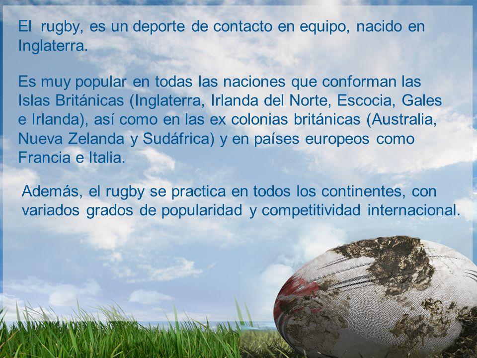 Desde los orígenes mismos del rugby y el fútbol actual, a mediados del siglo XIX, se definieron como el alter ego del otro: fuerza contra habilidad; juego limpio contra juego desleal, etc.