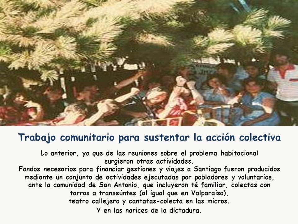 Concentrando el enfoque jurídico colectivo Se anhelaba promover el ejercicio de derechos.