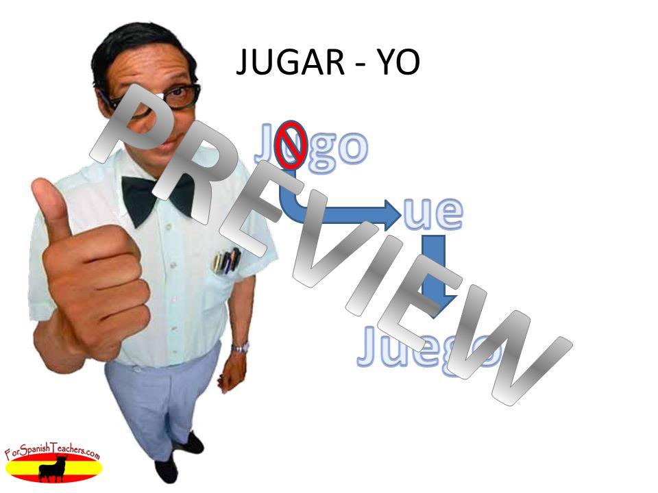 JUGAR - YO