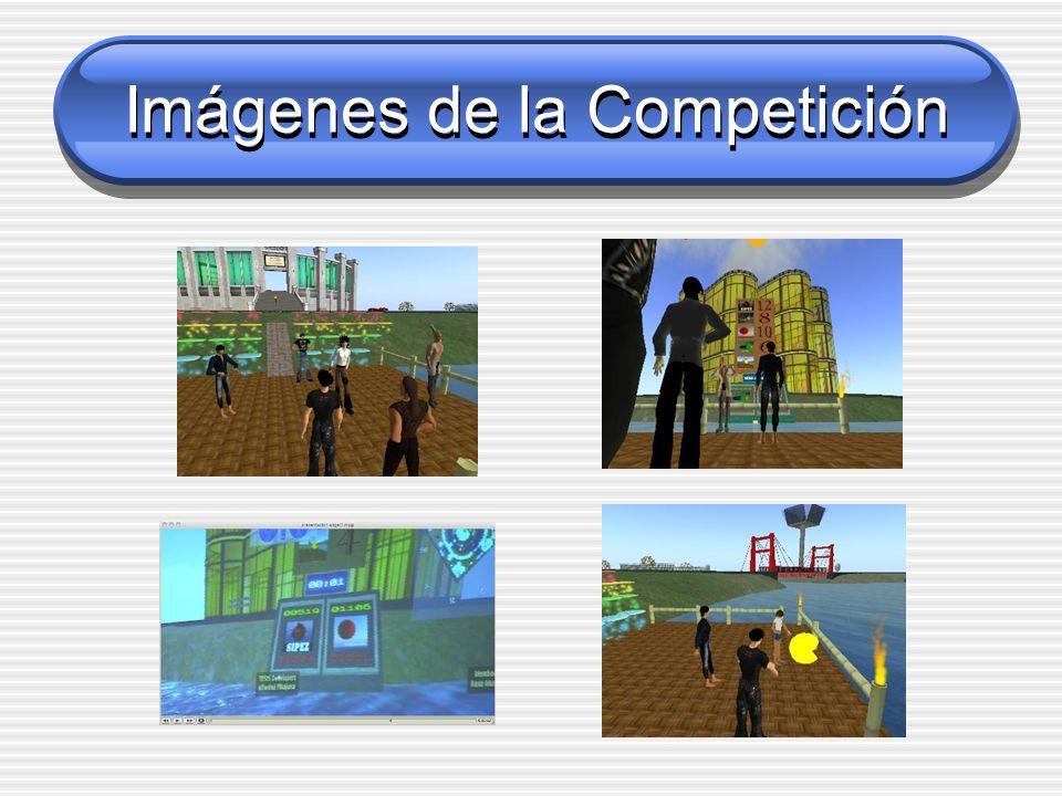 Imágenes de la Competición