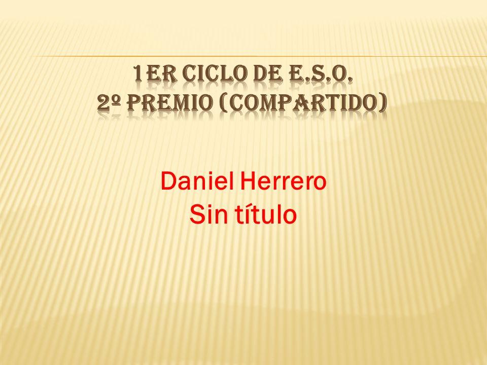 Daniel Herrero Sin título