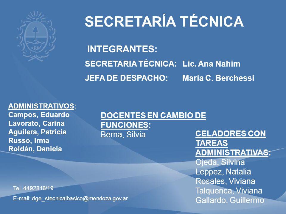 Varios Varios (Concurso de Ingreso en la docencia y en la Jerarquía Directiva, Tras.