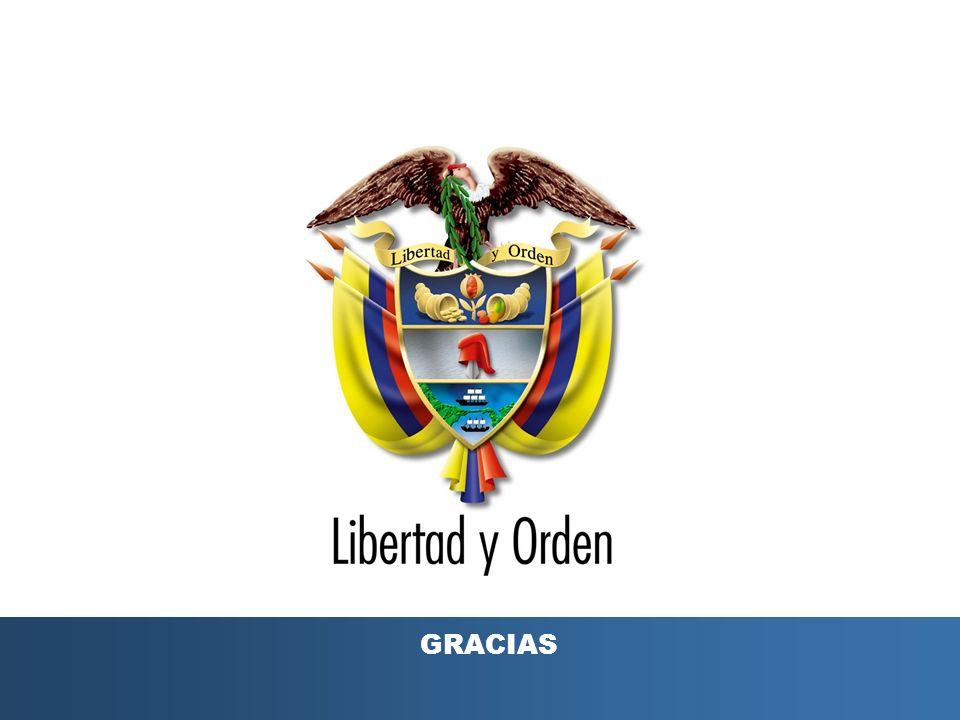 Ministerio de Ambiente, Vivienda y Desarrollo Territorial República de Colombia Ministerio de Ambiente, Vivienda y Desarrollo Territorial República de Colombia GRACIAS