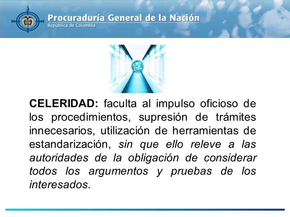 PRINCIPIO DE IGUALDAD DE OPORTUNIDADES 1.ELIMINACIÓN DEL REQUISITO DE CONCURRENCIA OBLIGATORIA 2.