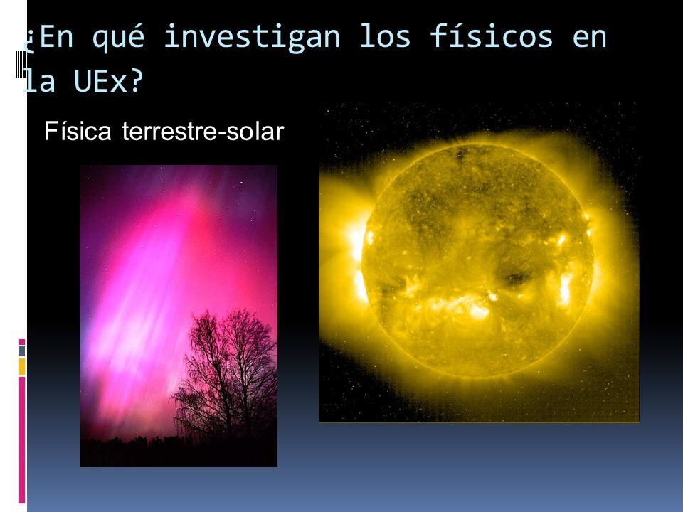 Física terrestre-solar