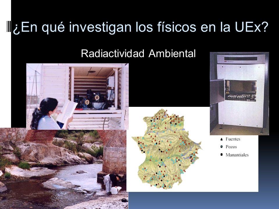 Radiactividad Ambiental