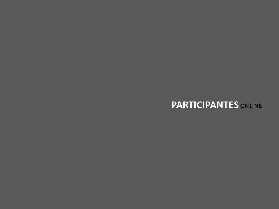 PARTICIPANTES ONLINE