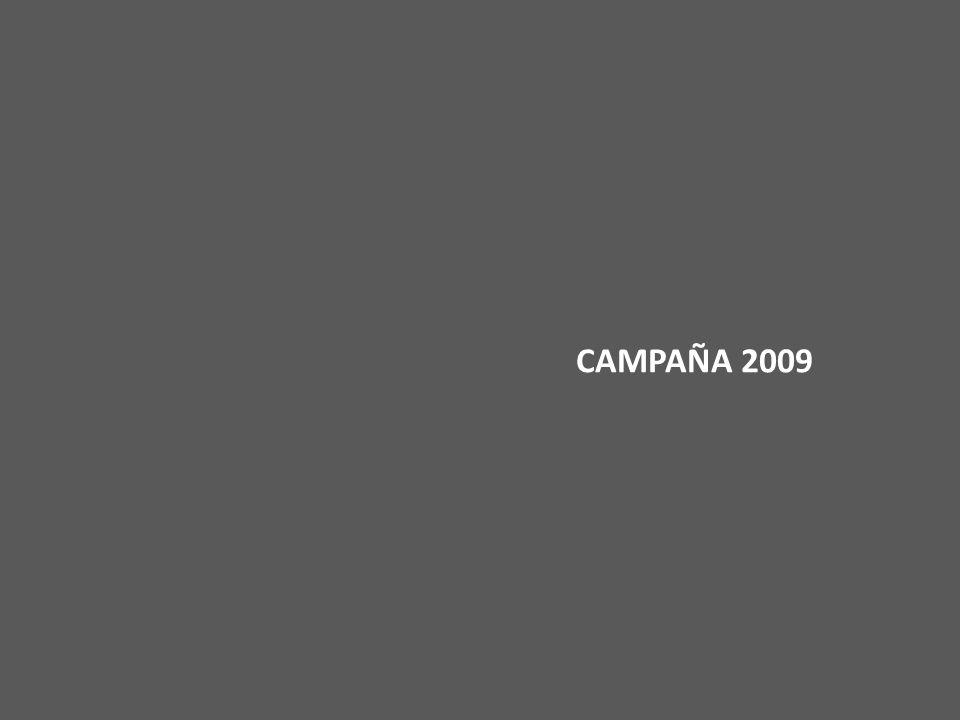 CAMPAÑA 2009