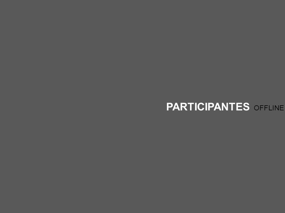 Offline.Que participen todas las escuelas de publicidad y creatividad del país.