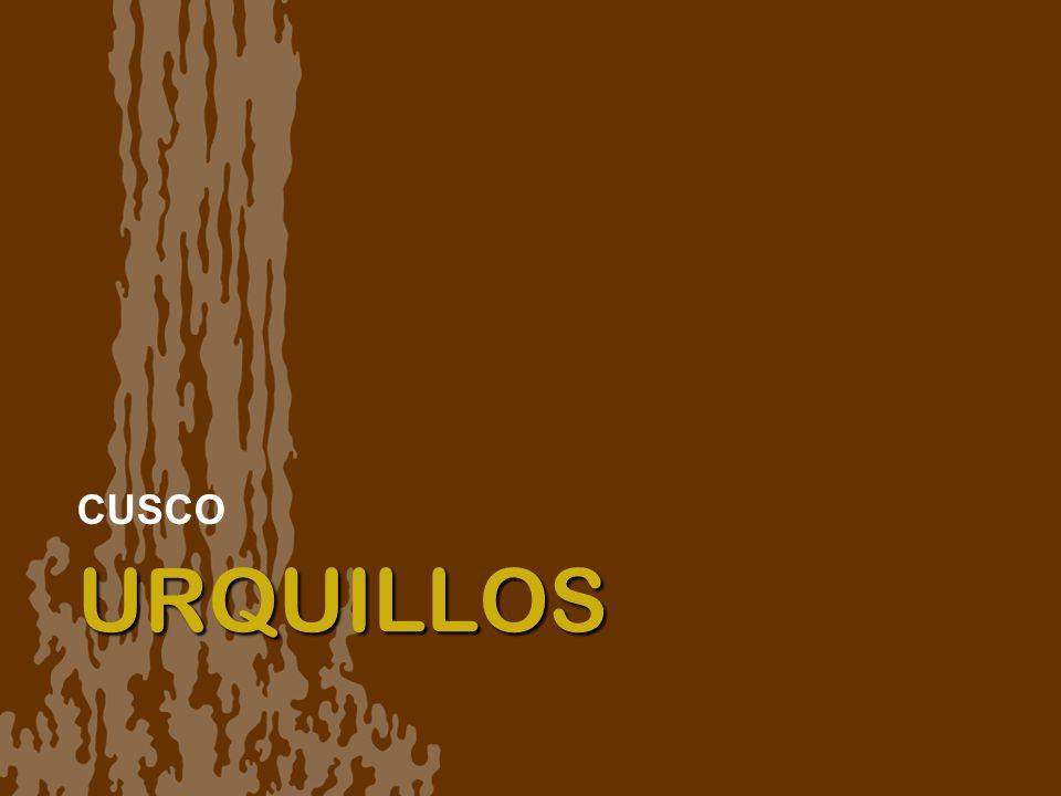 URQUILLOS CUSCO