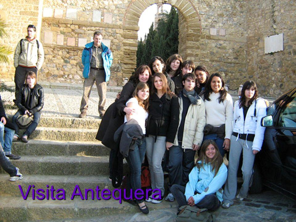 . Visita Antequera