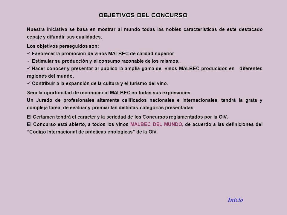 1- Inscripción (Ver Anexo II) Llenar un formulario de Inscripción por vino y enviarlo por: ·Correo: Perú 2213 / 45 – 3P – D3 (5500) Mendoza ·Fax:+54 261- 4523686 / 4216948 ·E Mail:centro@cleifra.com Para mayor información dirigirse a la pagina WEB www.cleifra.com 2- Envío de las muestras.