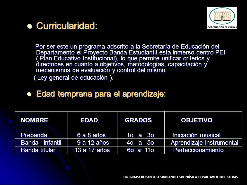 La Metodología base del aprendizaje: La Metodología base del aprendizaje: Se aprende haciendo - Instrumento desde el primer día (Educación Integral – Unificación Metodológica).