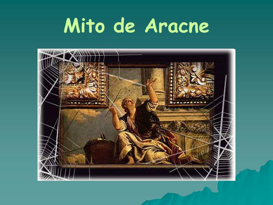 Mito de Aracne Joana Gallego Martínez
