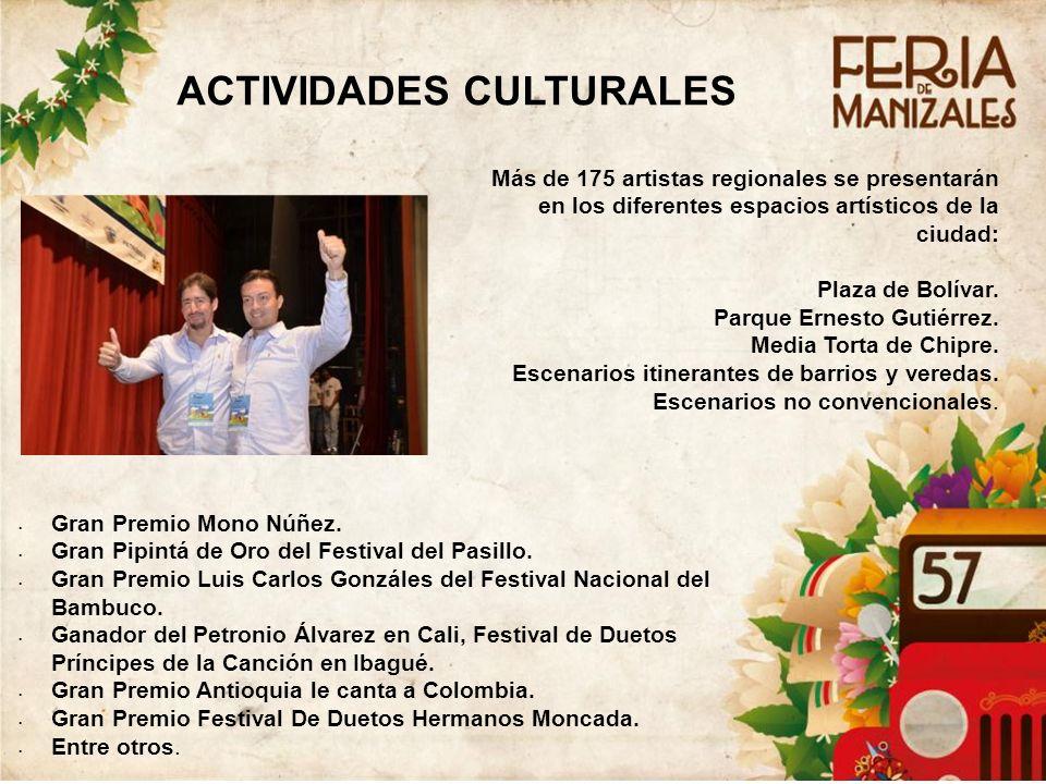 Más de 175 artistas regionales se presentarán en los diferentes espacios artísticos de la ciudad: Plaza de Bolívar.