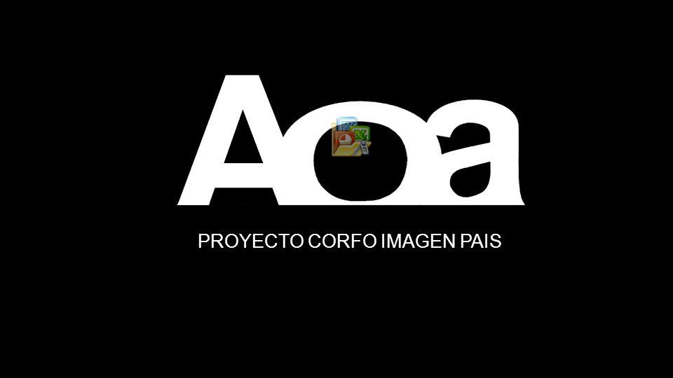 PROYECTO CORFO IMAGEN PAIS