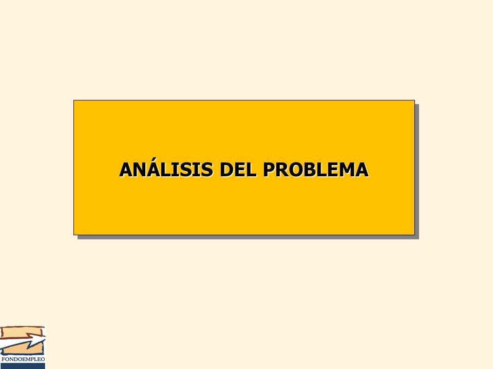 ANÁLISIS DEL PROBLEMA