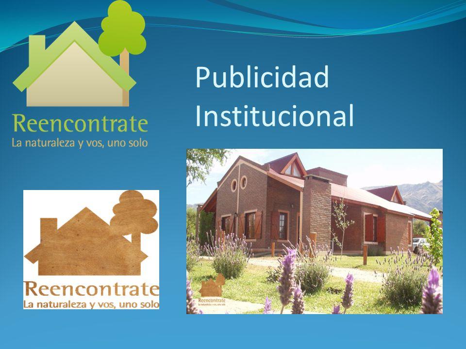 Publicidad Institucional