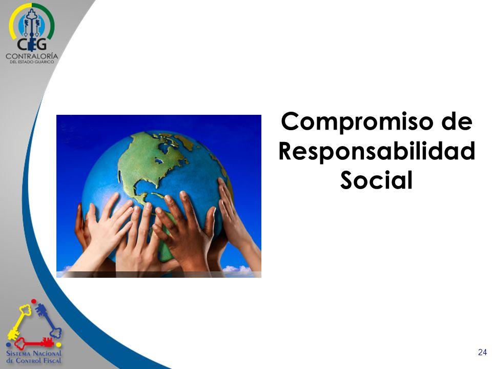 24 Compromiso de Responsabilidad Social