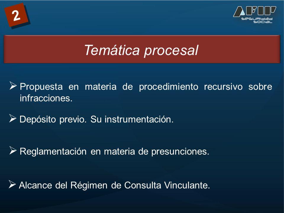 Temática legal 2 Resolución General 1648/04.