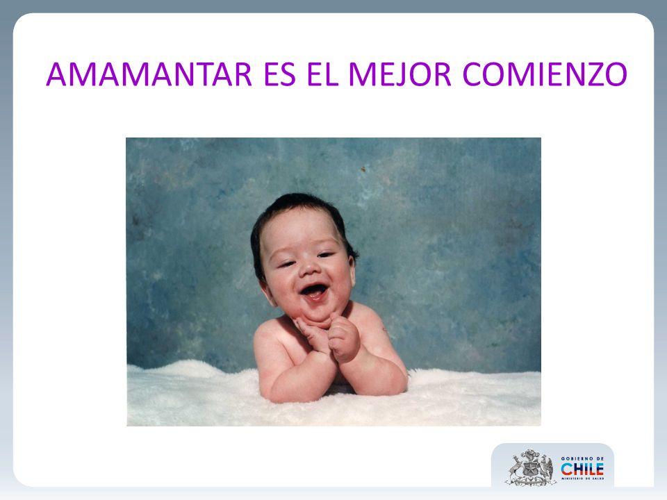 AMAMANTAR ES EL MEJOR COMIENZO