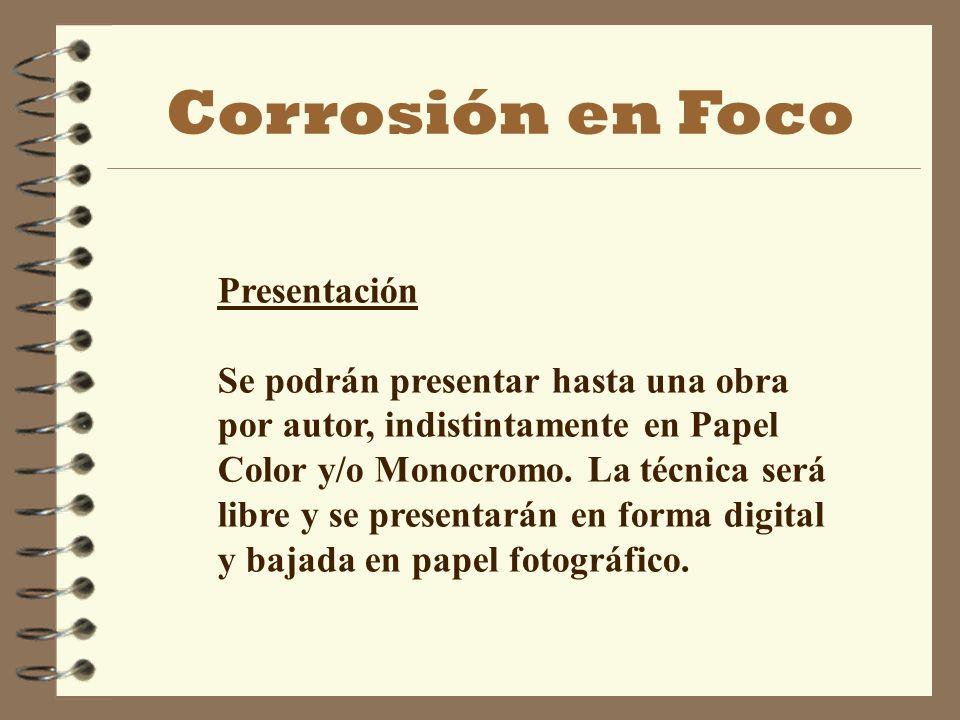 Corrosión en Foco 4 ¿Es una reacción química que alcanzó el equilibrio.