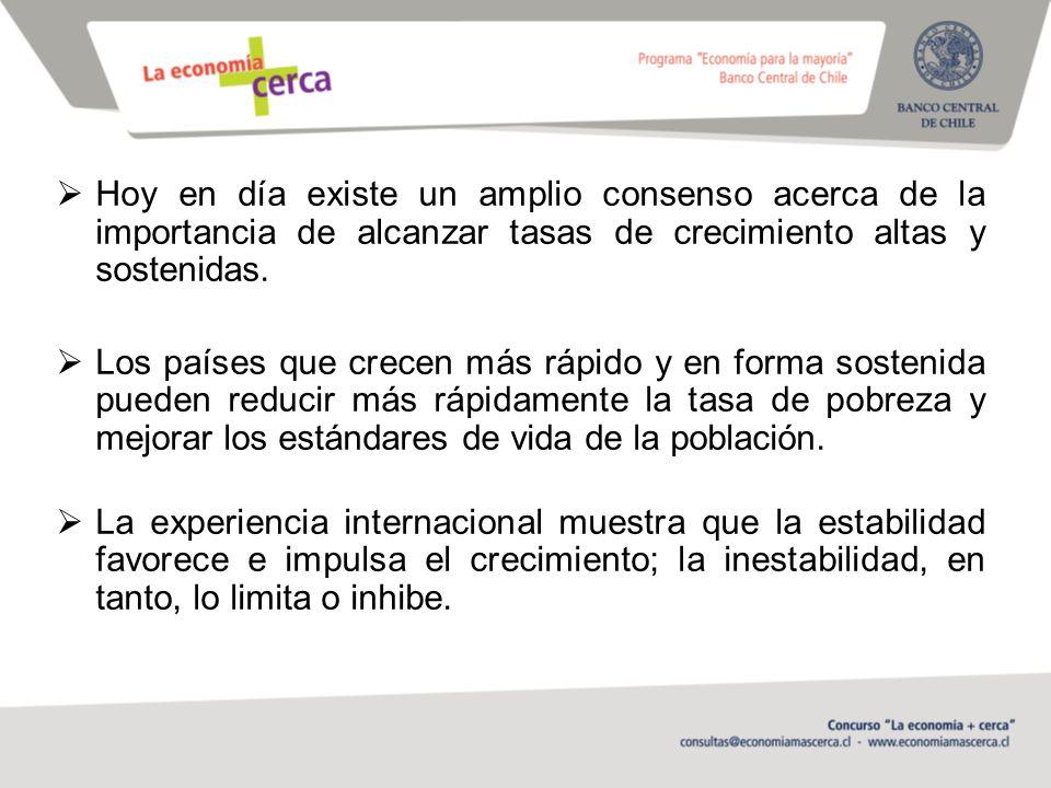 En un contexto de metas de inflación, la comunicación y transparencia del Banco Central con el mercado es fundamental: Provee legitimidad y facilita la fiscalización de las acciones del BCCh.