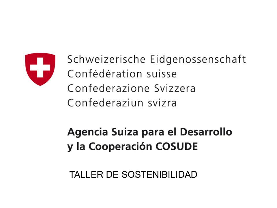 TALLER DE SOSTENIBILIDAD