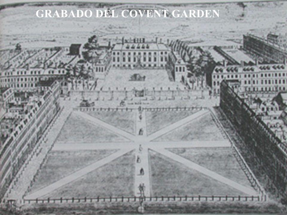 GRABADO DEL COVENT GARDEN