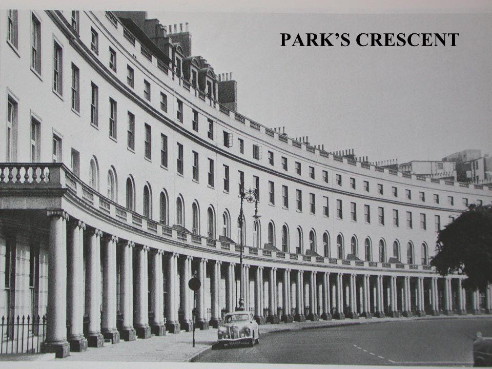 PARKS CRESCENT