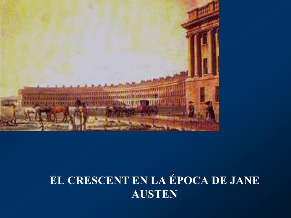 EL CRESCENT EN LA ÉPOCA DE JANE AUSTEN