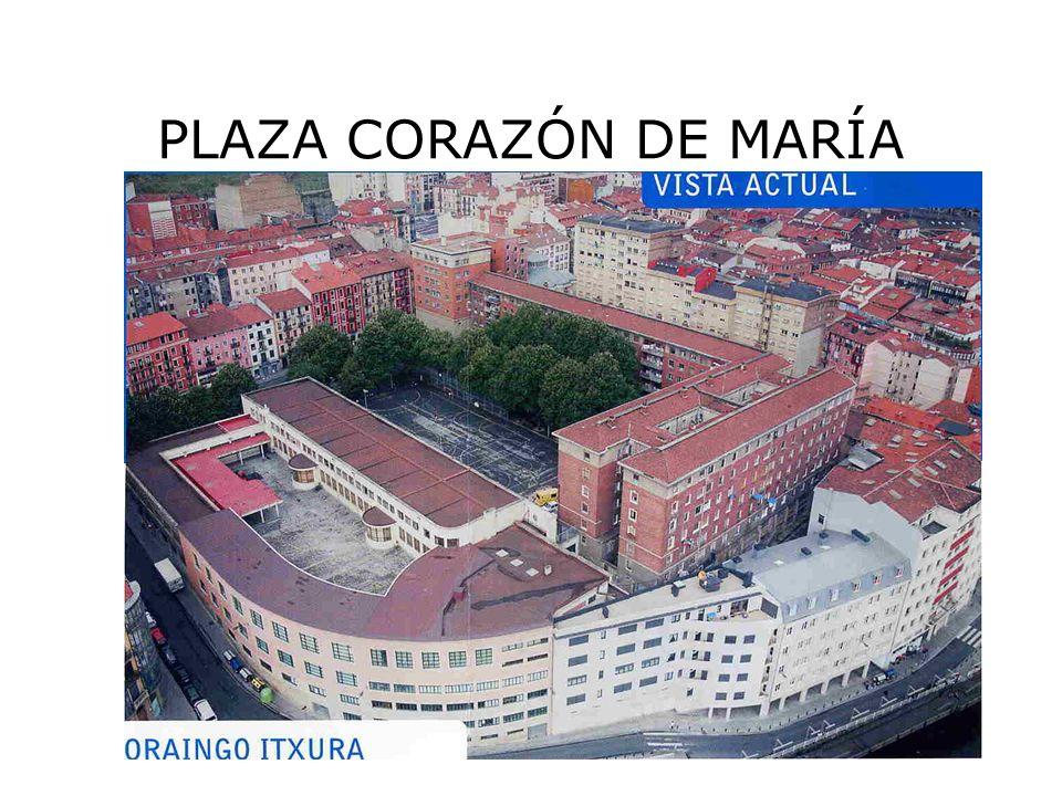 PLAZA CORAZÓN DE MARÍA
