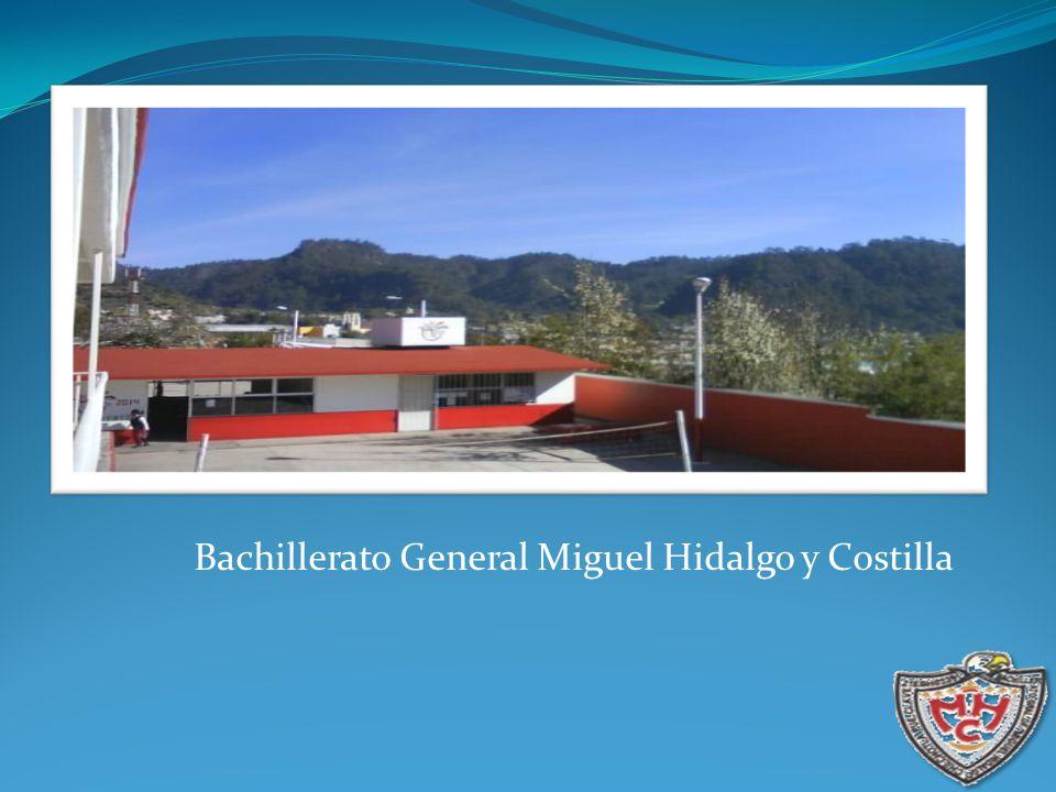 Bachillerato General Miguel Hidalgo y Costilla