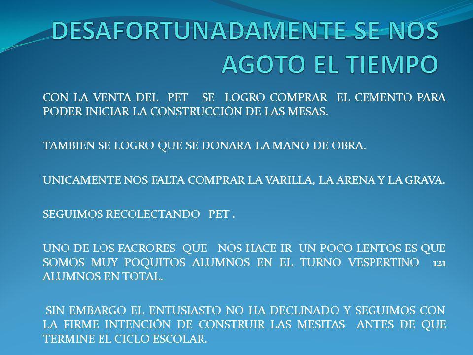 HOLA SOY LA SEÑORA ANA PATRICIA AREVALO HERNANDEZ, MAMÁ DE DOS ALUMNOS DE LA ESCUELA SECUNDARIA OFICIAL 464 DR GUSTAVO R.
