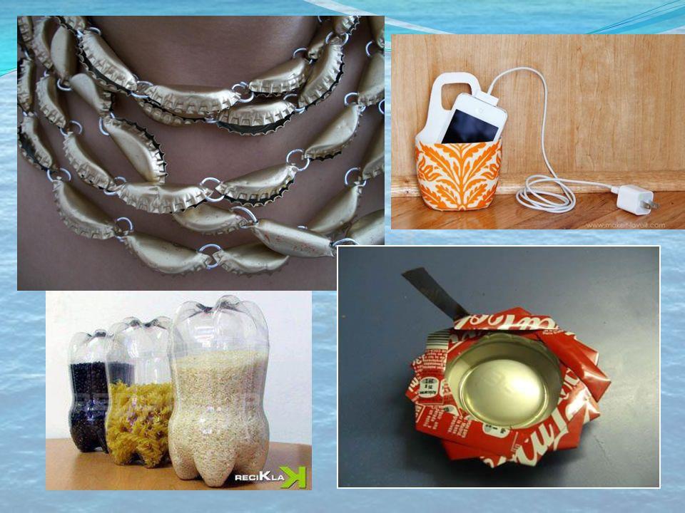 Creatividad Originalidad Materiales utilizados (materiales desechados)