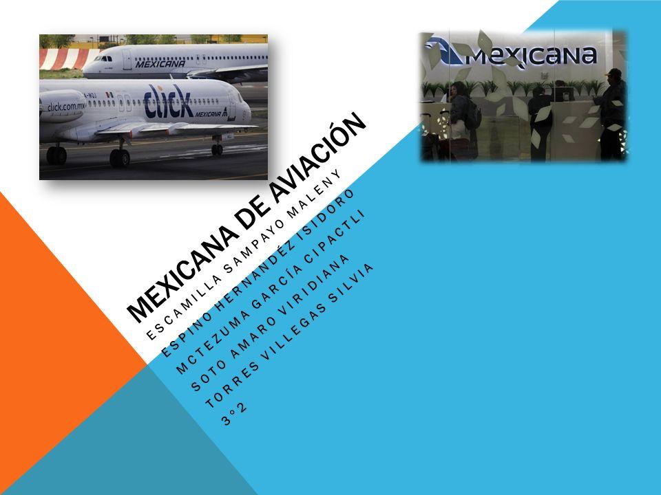 BREVE HISTORIA DE LA AEROLÍNEA MEXICANA DE AVIACIÓN Vuela en lo más alto , La primera siempre será la primera , era el lema de la Compañía Mexicana de Aviación (CMA), quien en su momento fue la aerolínea mas importante en nuestro país; sin embargo, debido a una crisis financiera, actualmente se encuentra en la segunda etapa del proceso de Concurso Mercantil, es decir, en el periodo conciliatorio, para decidir si se va a la quiebra o se conserva la empresa.