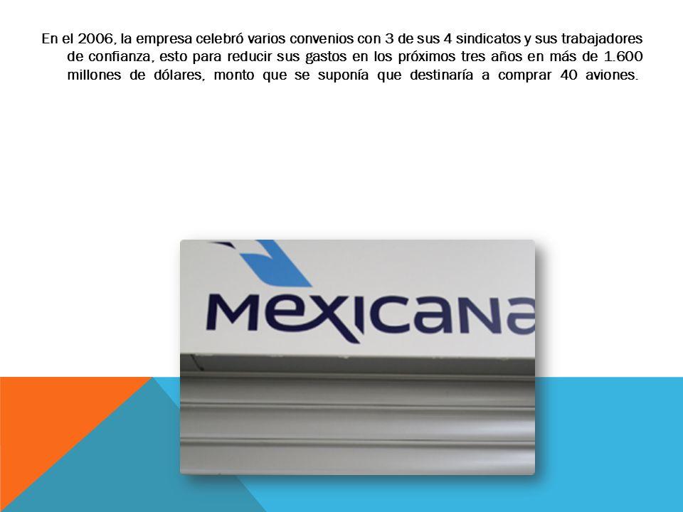 Uno de los problemas estructurales que la aviación presenta es la irresponsabilidad estatal y empresarial en la gestión de las empresas aéreas mexicanas.