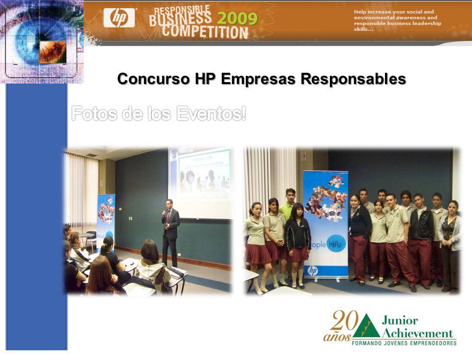 Concurso HP Empresas Responsables