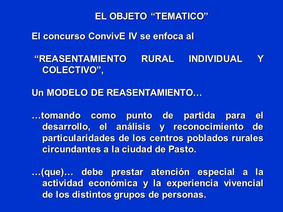 SOSTENIBILIDAD ECONOMICA – APROVECHAMIENTO OPTIMO DE LOS RECURSOS.
