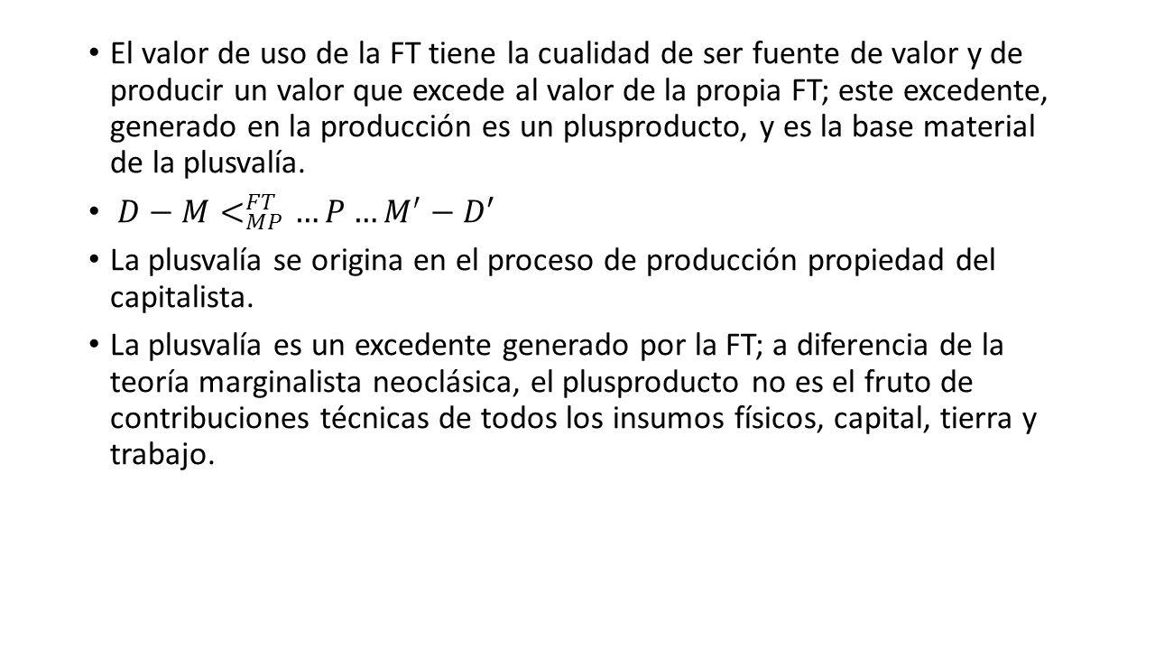 Jornada de Trabajo La FT se vende por un periodo de tiempo determinado.