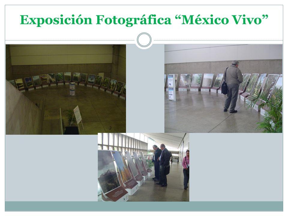 Exposición Fotográfica México Vivo