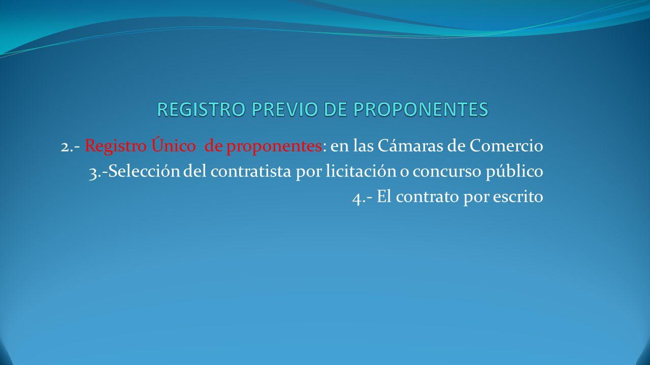 5.- Firma del contrato: por el representante legal 6.- Se puede delegar la celebración del contrato 7.- Aprobación de la póliza, para la ejecución del contrato 8.- Disponibilidad Presupuestal