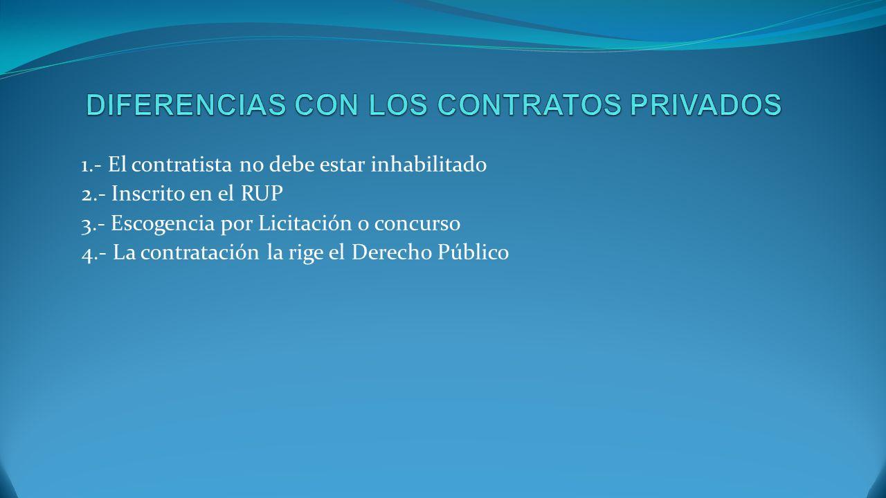 5.- Al contrato se anexan cláusulas especiales, además de las comunes como precio, término, objeto.