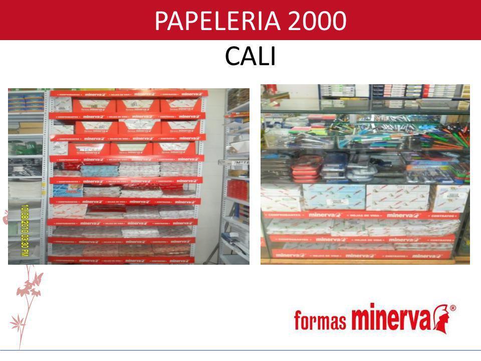 PAPELERIA 2000 CALI